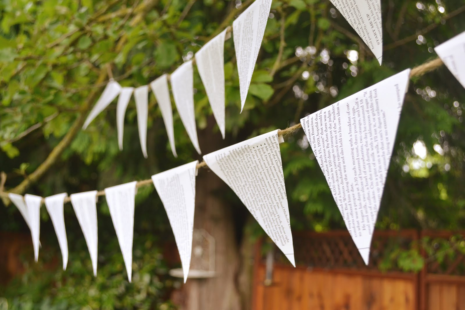 paper bunting Parties, weddings, events, marquee and school bunting all catered for various lengths made to suit your needs handmade personalised, named and message bunting available, plus lots of bunting ready made for fast delivery.