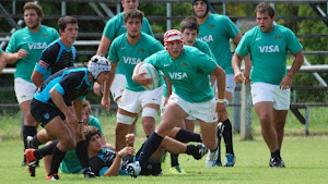 Victoria Pumita en Uruguay