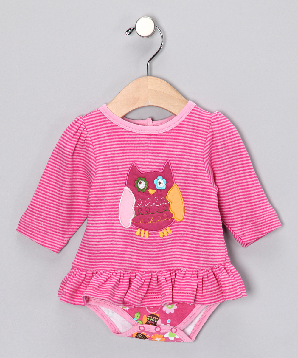 Baby Clothes With Owls