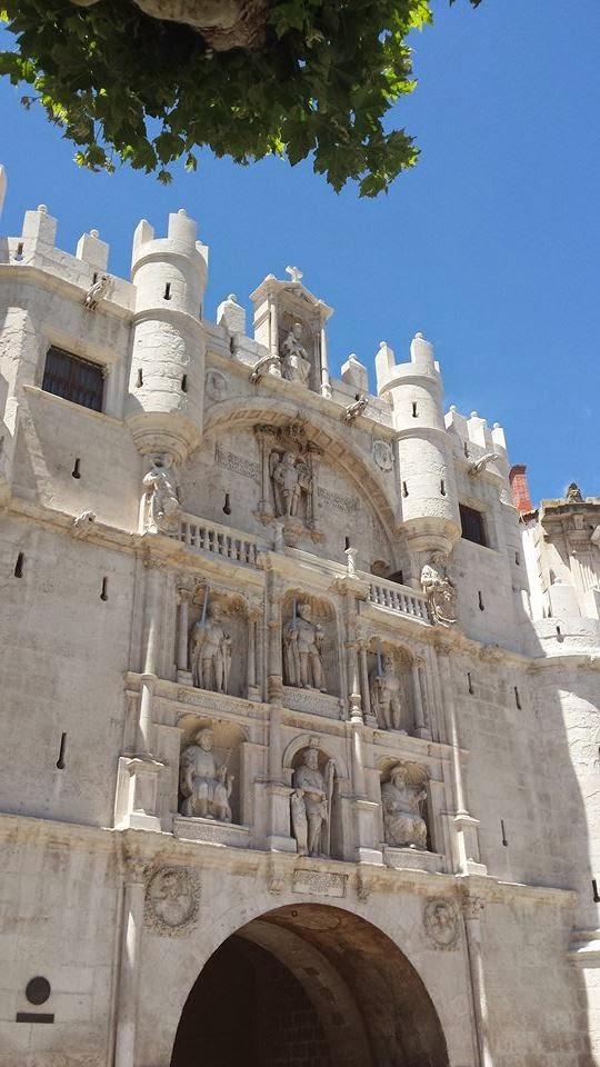 Porte Santa Maria Burgos