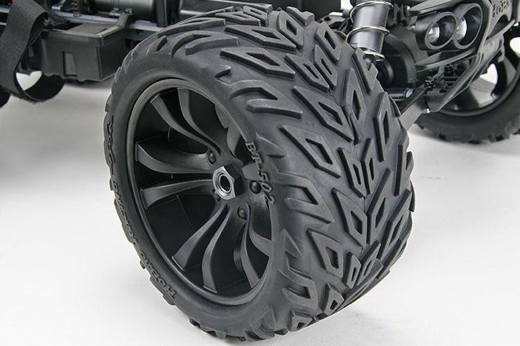 Long-life Tires