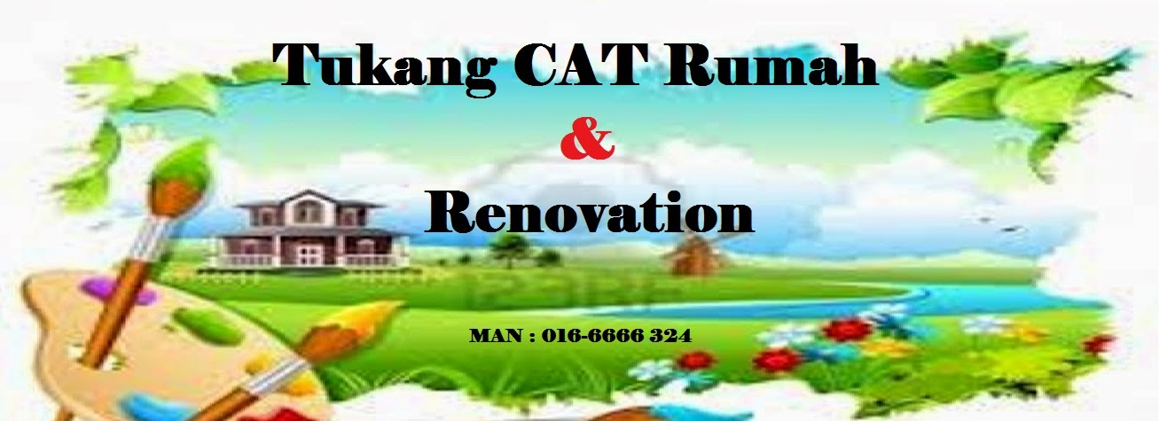 Tukang CAT Rumah Dan Renovation