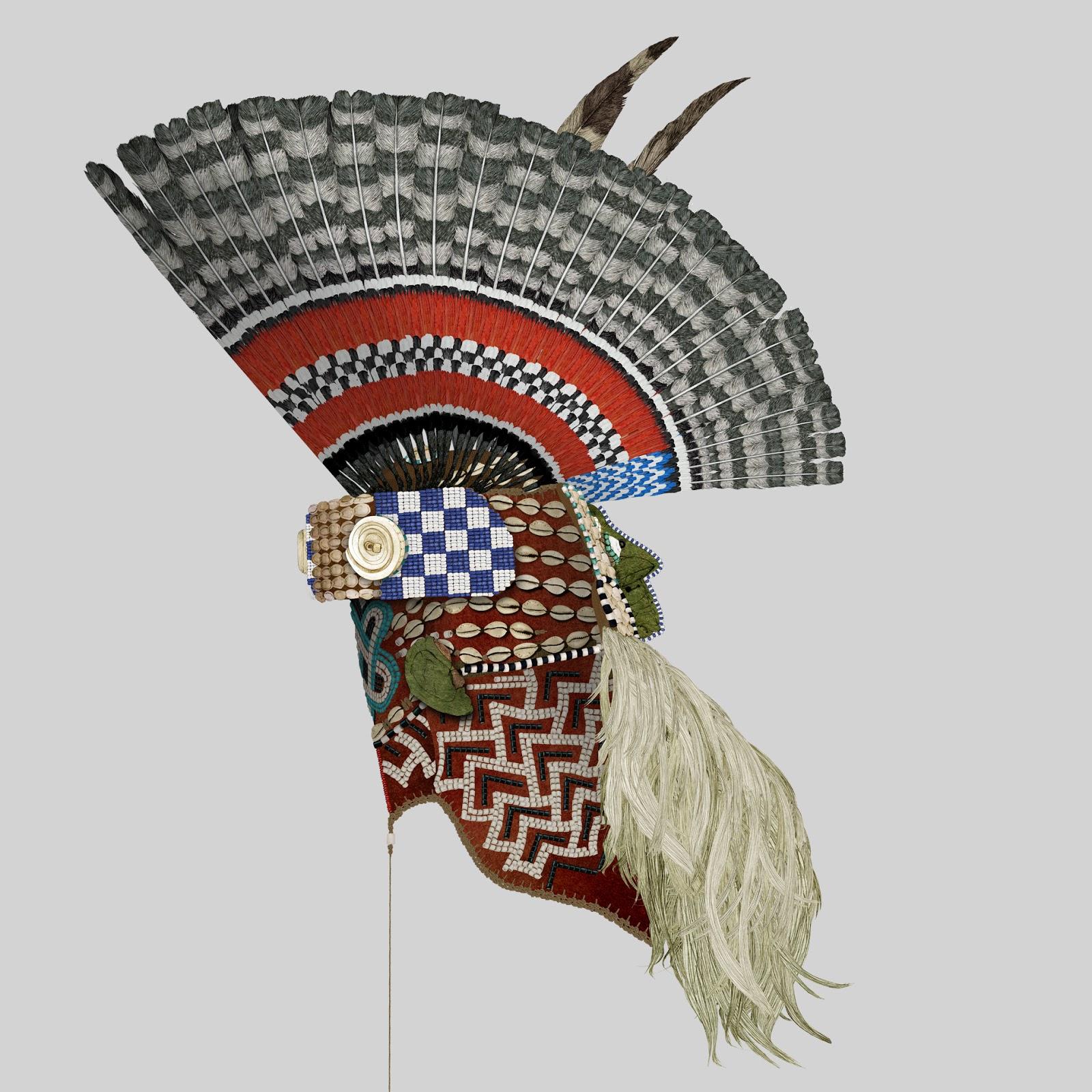 Dibujo . coleccion Carsi, Congo, Museo de etnologia Valencia,