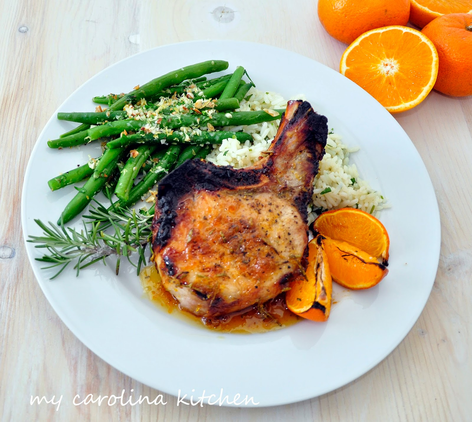 How Long Cooked Pork Chops Good In Fridge By Richard Adams Smoked Pork  Tenderloin Clementine And