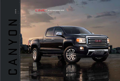 Downloadable 2016 GMC Canyon Brochure