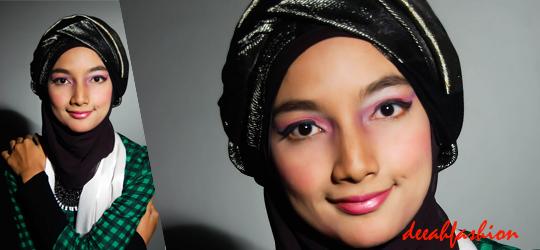 Urban Hijab Jilbab Modern Pesta 2014