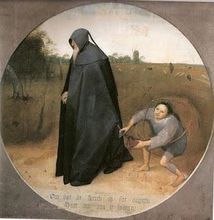 Le livre du jour - Richard Millet, L'Enfer du roman dans Le livre du jour bruegel+Misanthrope