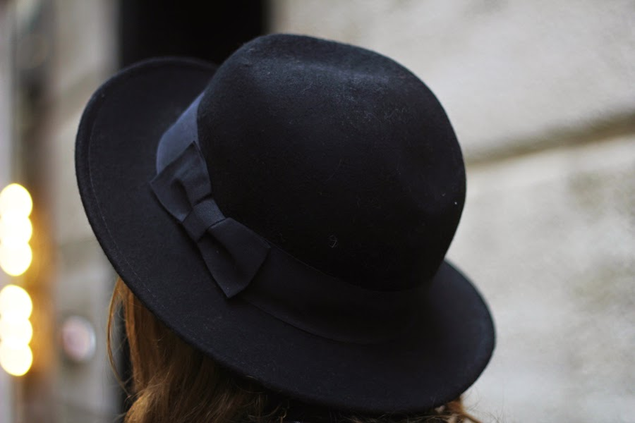 hat detail shot style