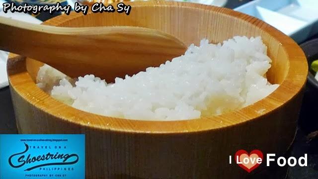 kimukatsu (キムカツ),white, rice, Shangri-la, East Wing,Manila, Philippines,