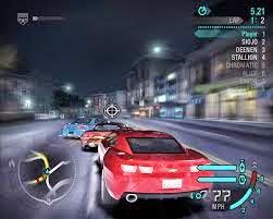 Game đua xe ô tô cho máy cảm ứng