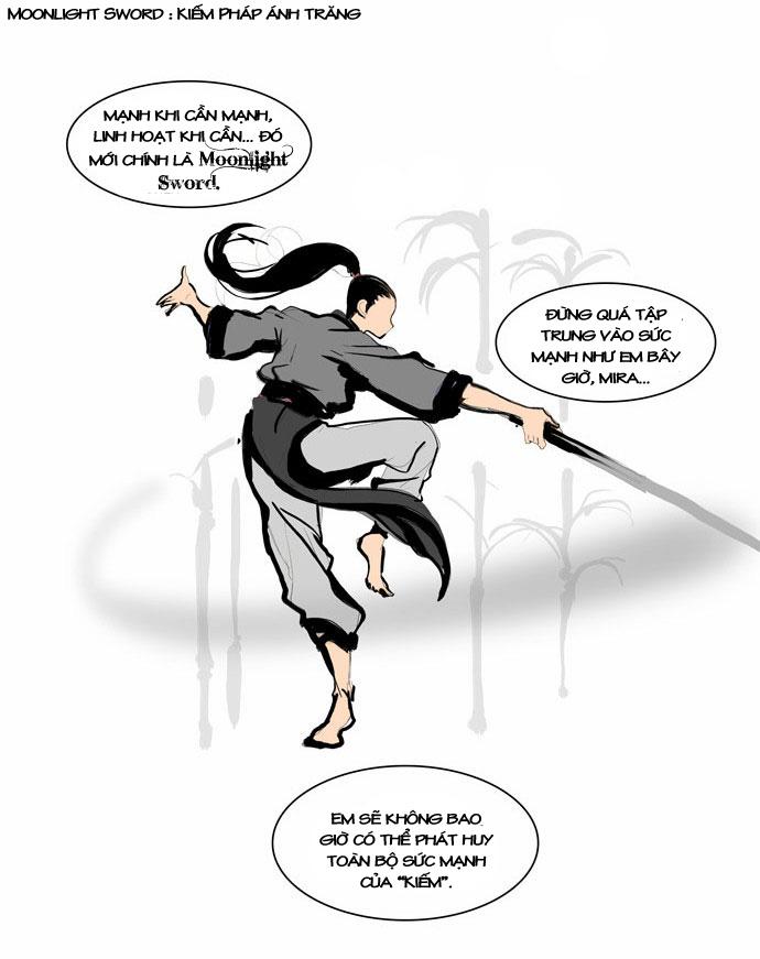 Chúa tể học đường chap 39 - Trang 14