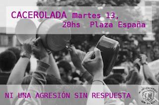 'Presunta' violación de una menor durante las Fiestas del Pilar en Zaragoza