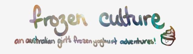 Frozen Culture