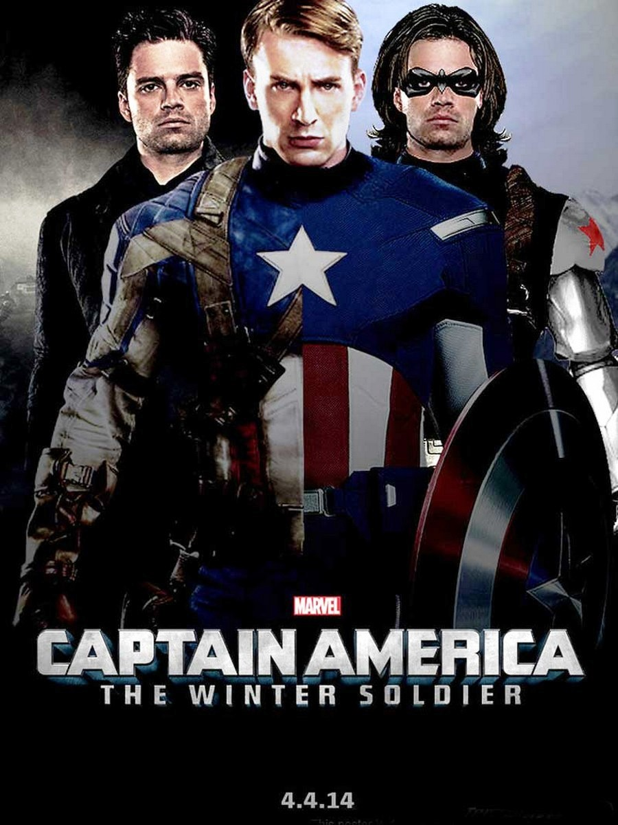 Captain America The Winter Soldier Clip - Let's See ...