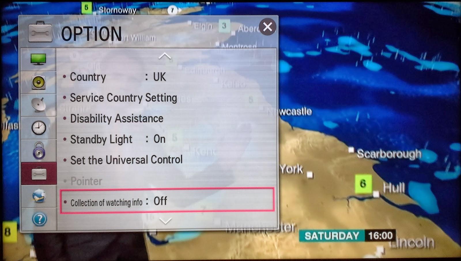 lg smart tv user manual