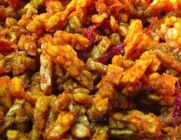 Cara mudah membuat sambal goreng tempe sebagai salah satu sajian menu dalam makan anda
