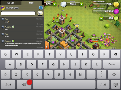 Adding smileys to Clash of Clans chat
