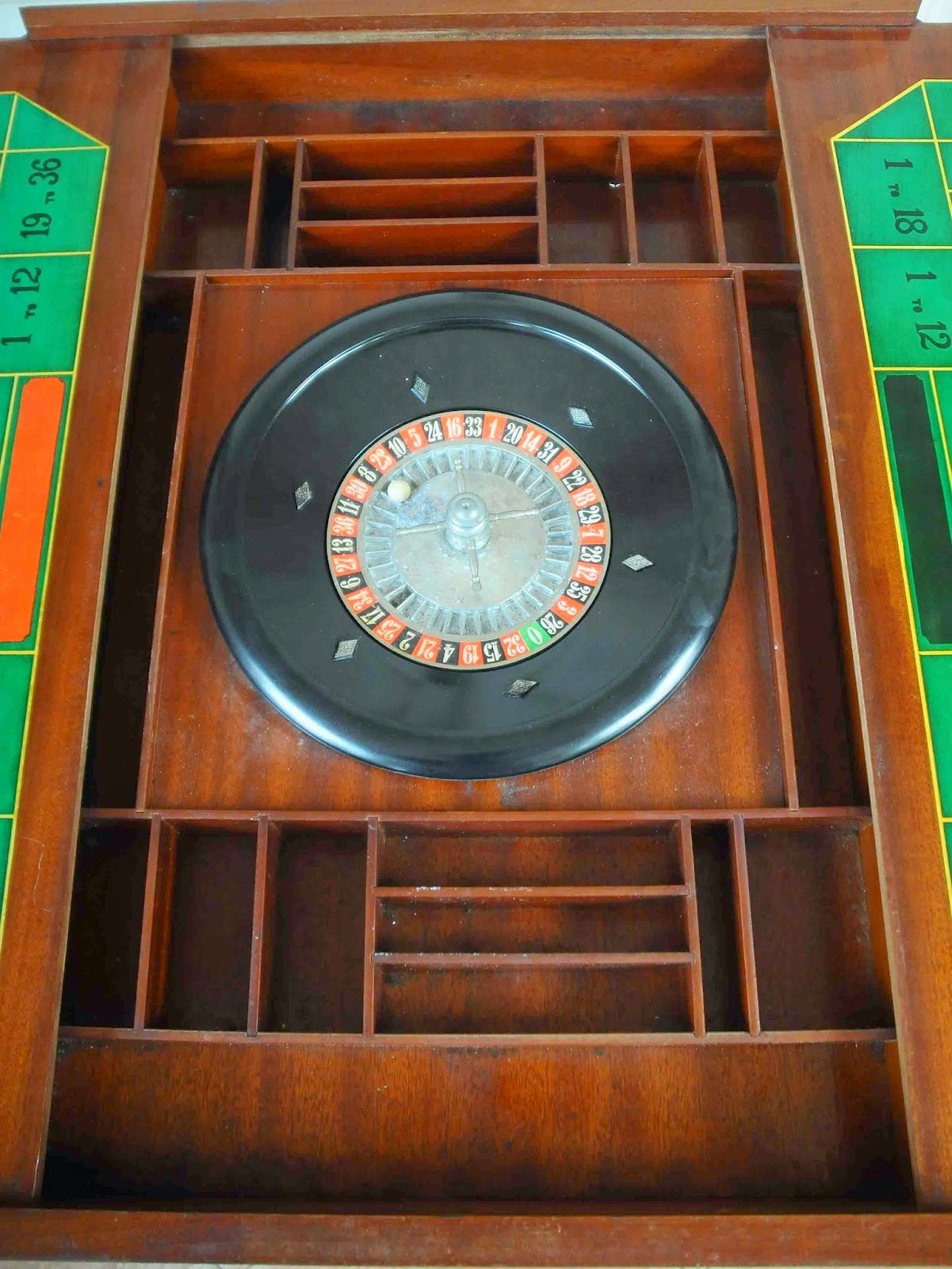 Roulette table makers