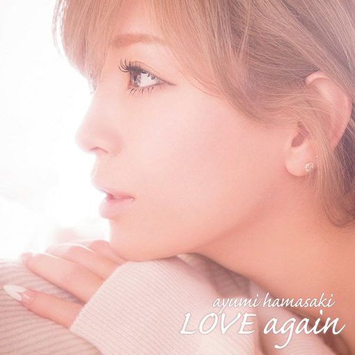 Album art + track listing: Ayumi Hamasaki - LOVE again [CD + Blu-ray] | randomjpop.blogspot.co.uk