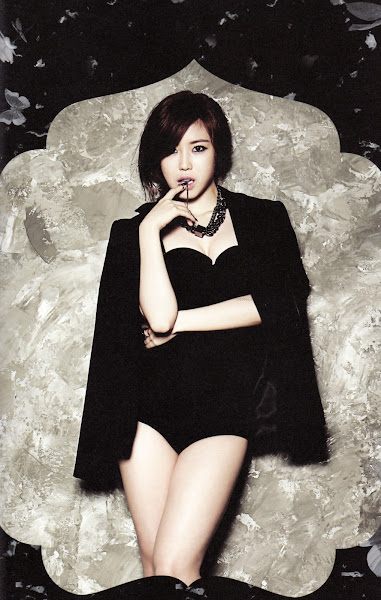 Jeon Hyosung Top Secret Scans
