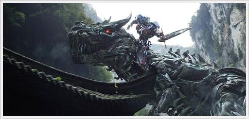 Optimus Prime dan Dinobots