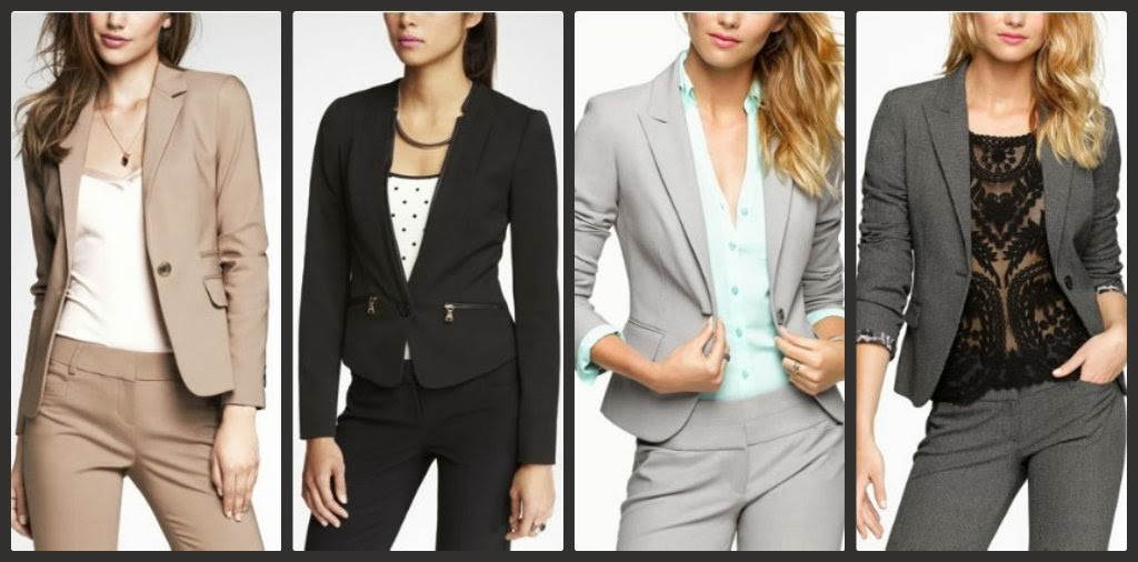 Express blazer, jacket