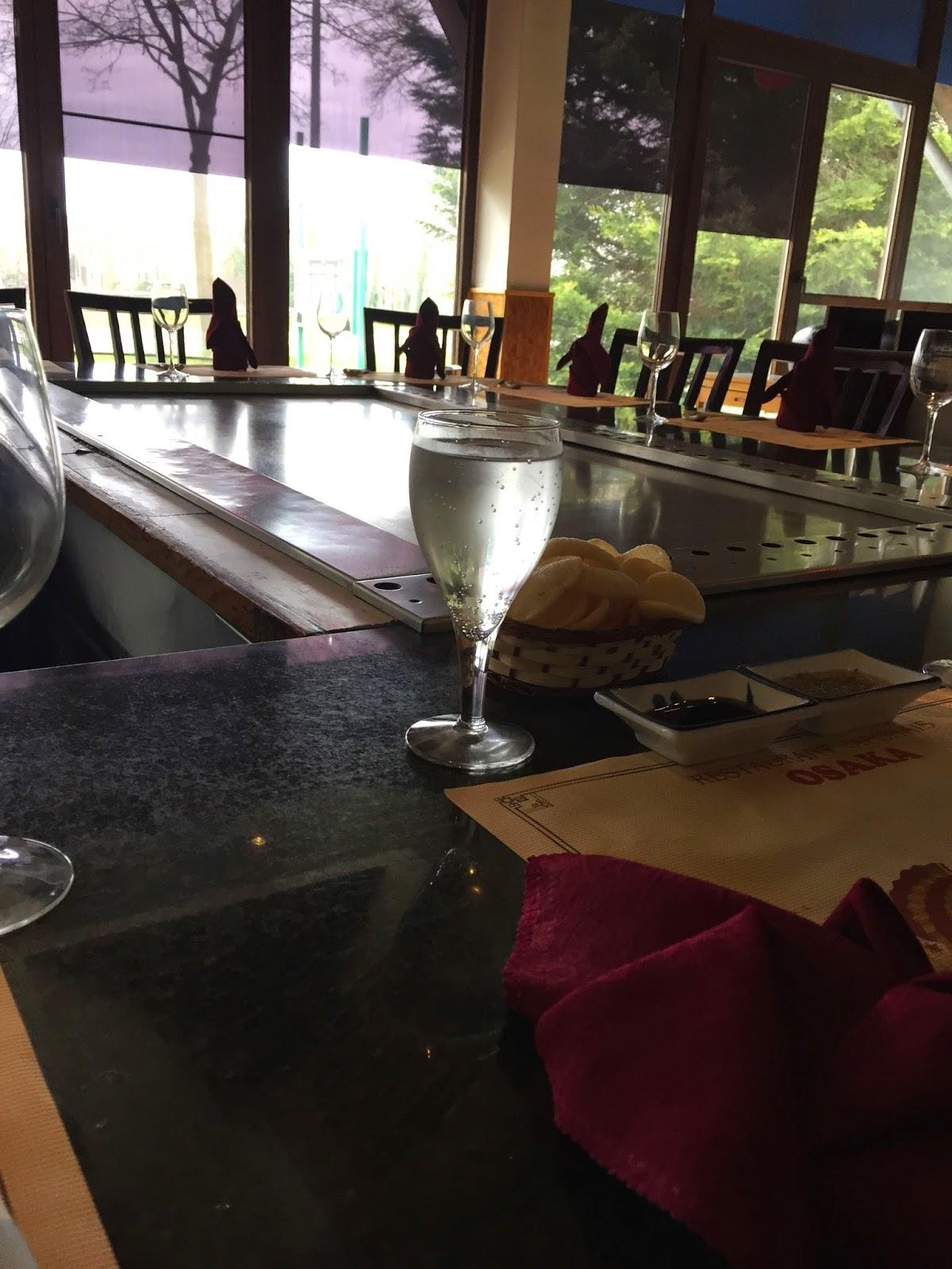 Restaurant Japonais Avec Ilot Central