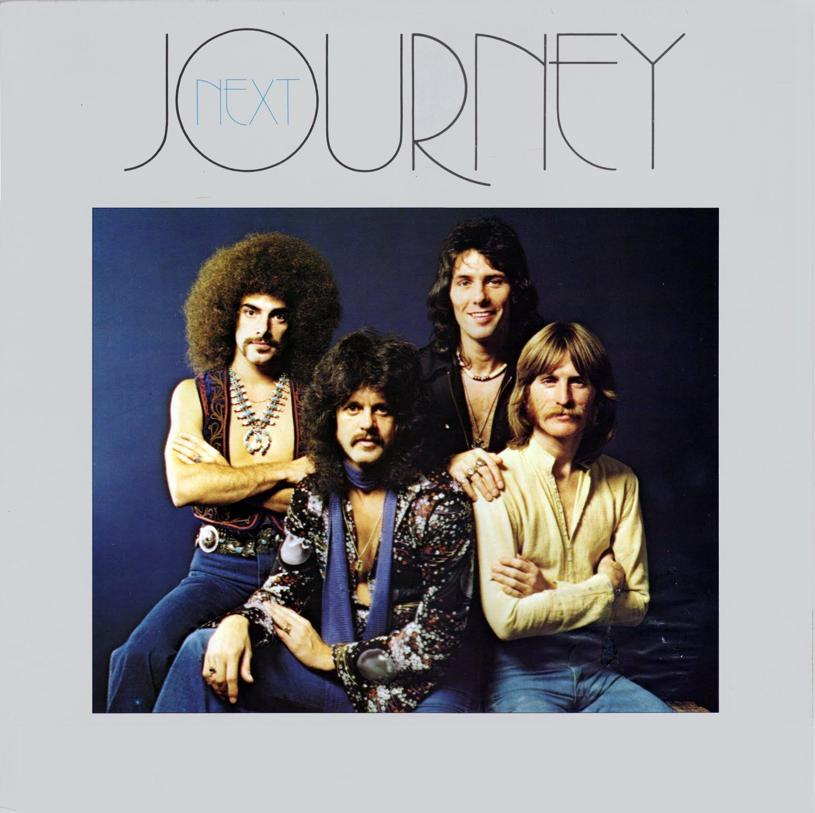 Wheel in the sky journey album retrospective quotnextquot released in february 1977 for Mixtape cd cover