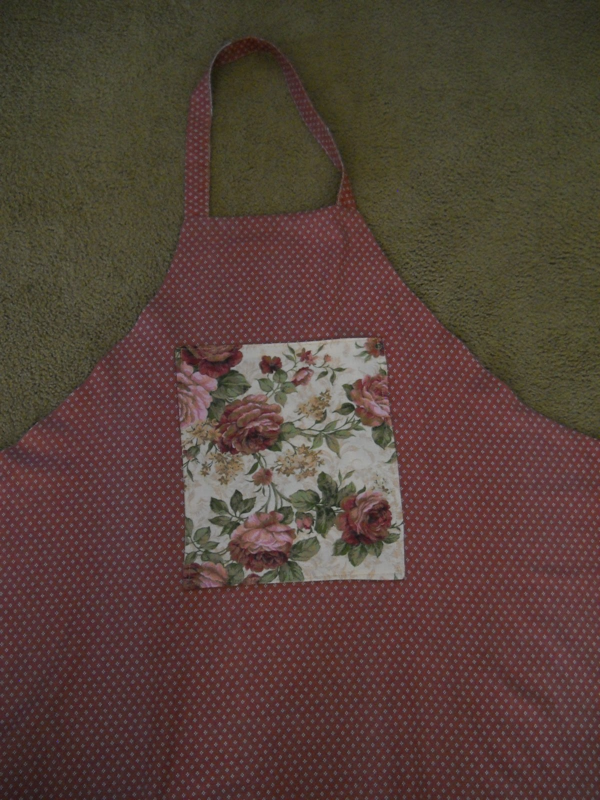 how to cut the apron strings