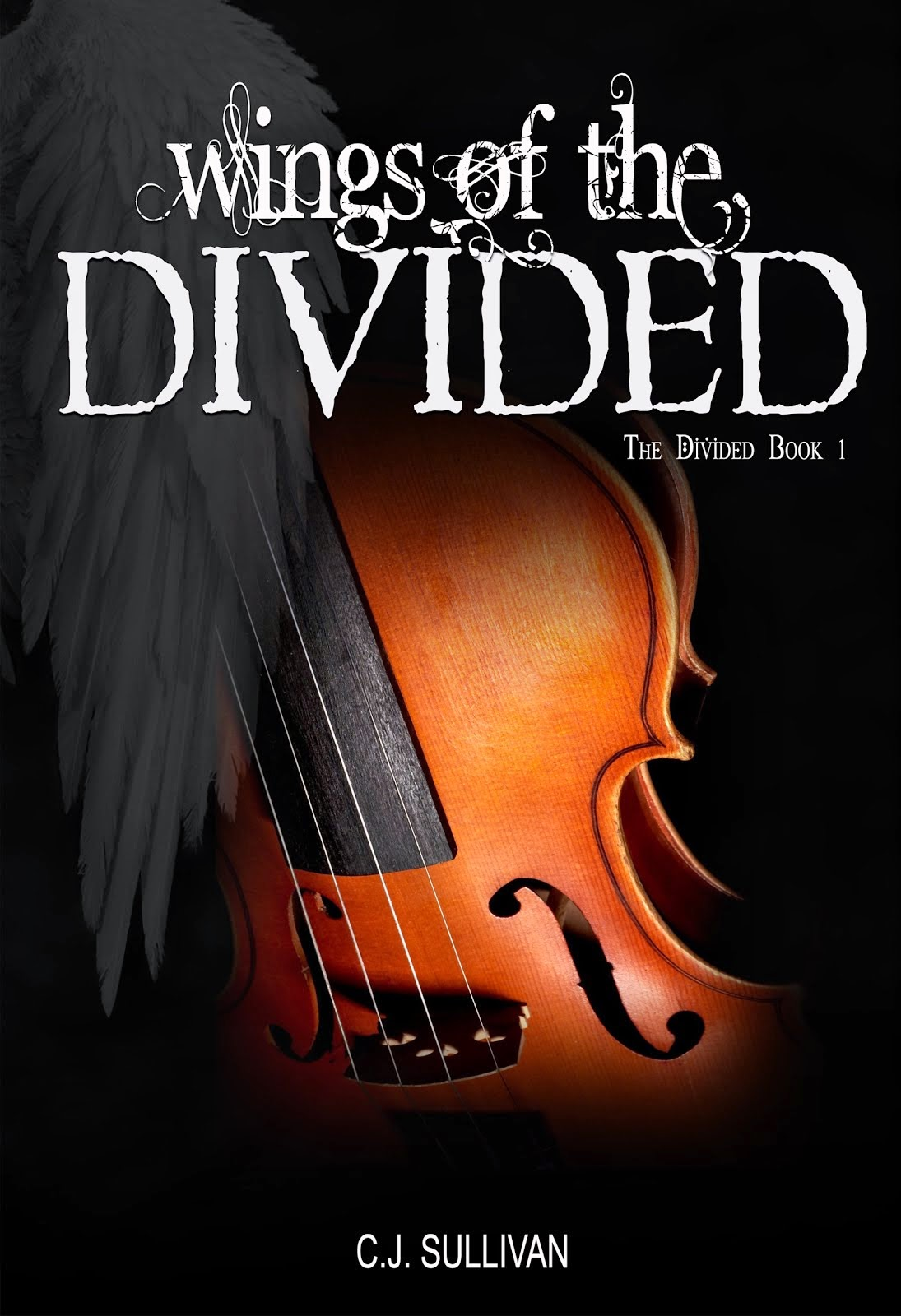 The Divided Trilogy: Book 1