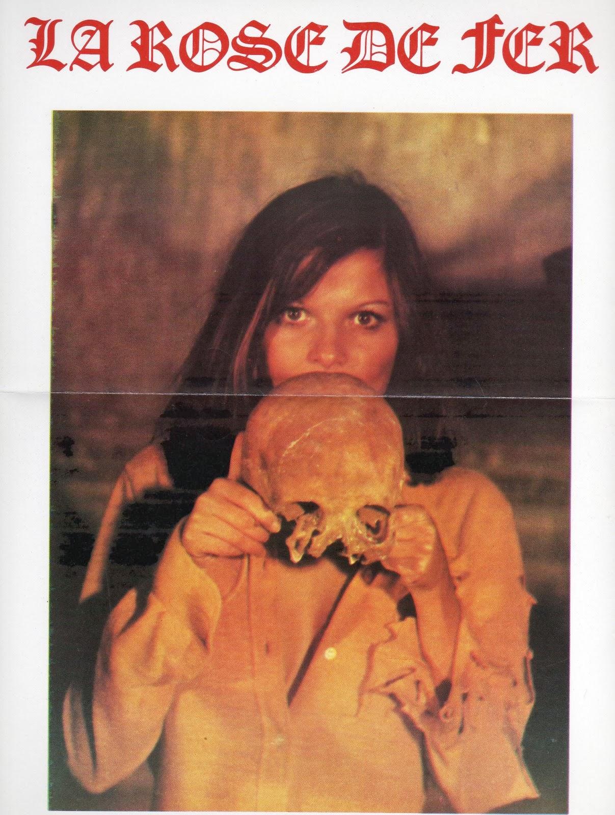 The Iron Rose 1973 French Moyenne Poster - Posteritati