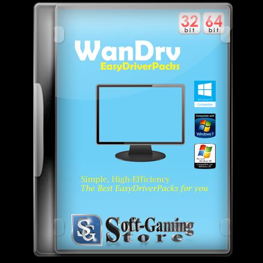 اسطوانة تعريفات الويندوز wandrv 2014 2014,2015 WanDrv.png