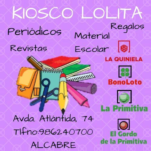Kiosco Lolita