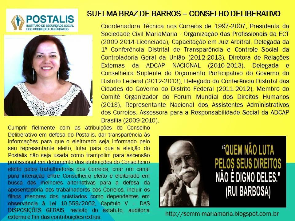CONSELHO DELIBERATIVO DO POSTALIS