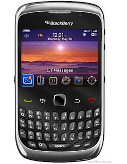 Hp Blackberry Curve 3G 9300