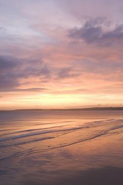 Sunrise on 28th July 2009