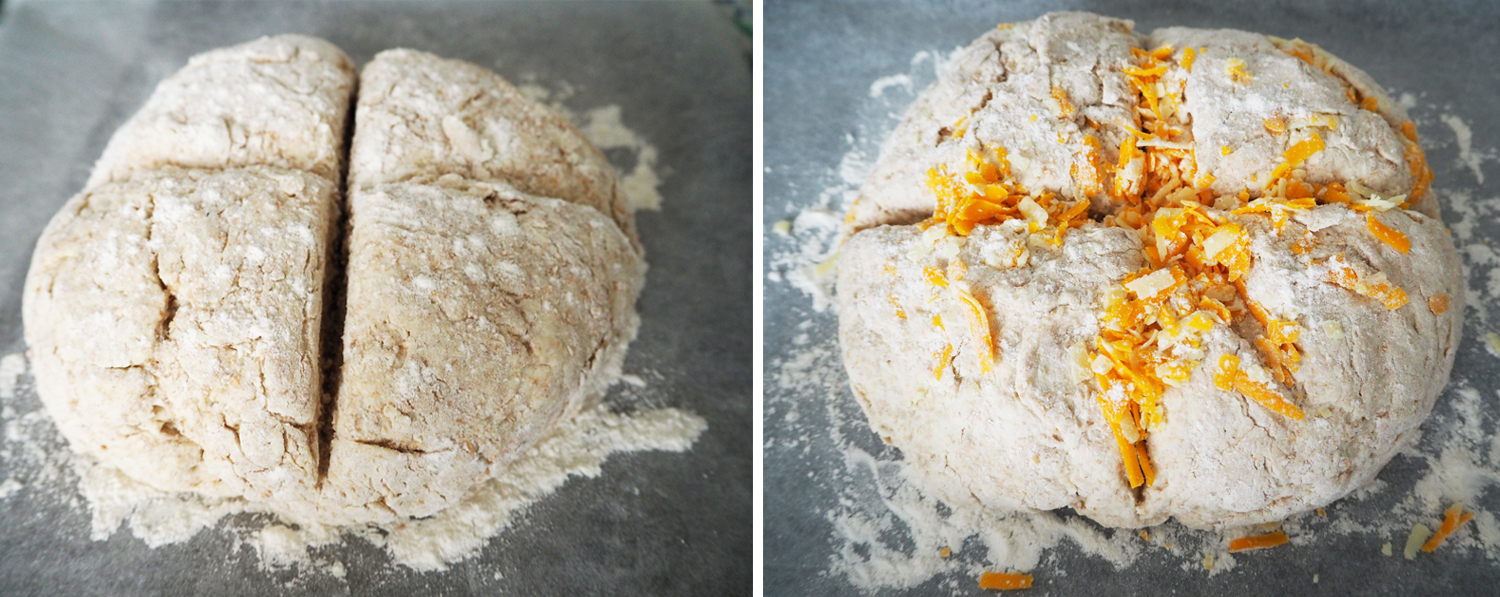 Baking Soda Bread | Katie Kirk Loves