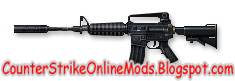 Download M4A1 from Counter Strike Online Weapon Skin for Counter Strike 1.6 and Condition Zero | Counter Strike Skin | Skin Counter Strike | Counter Strike Skins | Skins Counter Strike