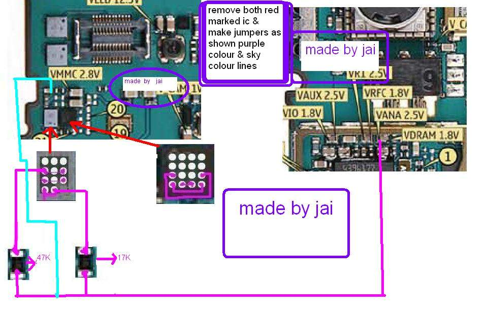 mobile phone repairing picture help pdf