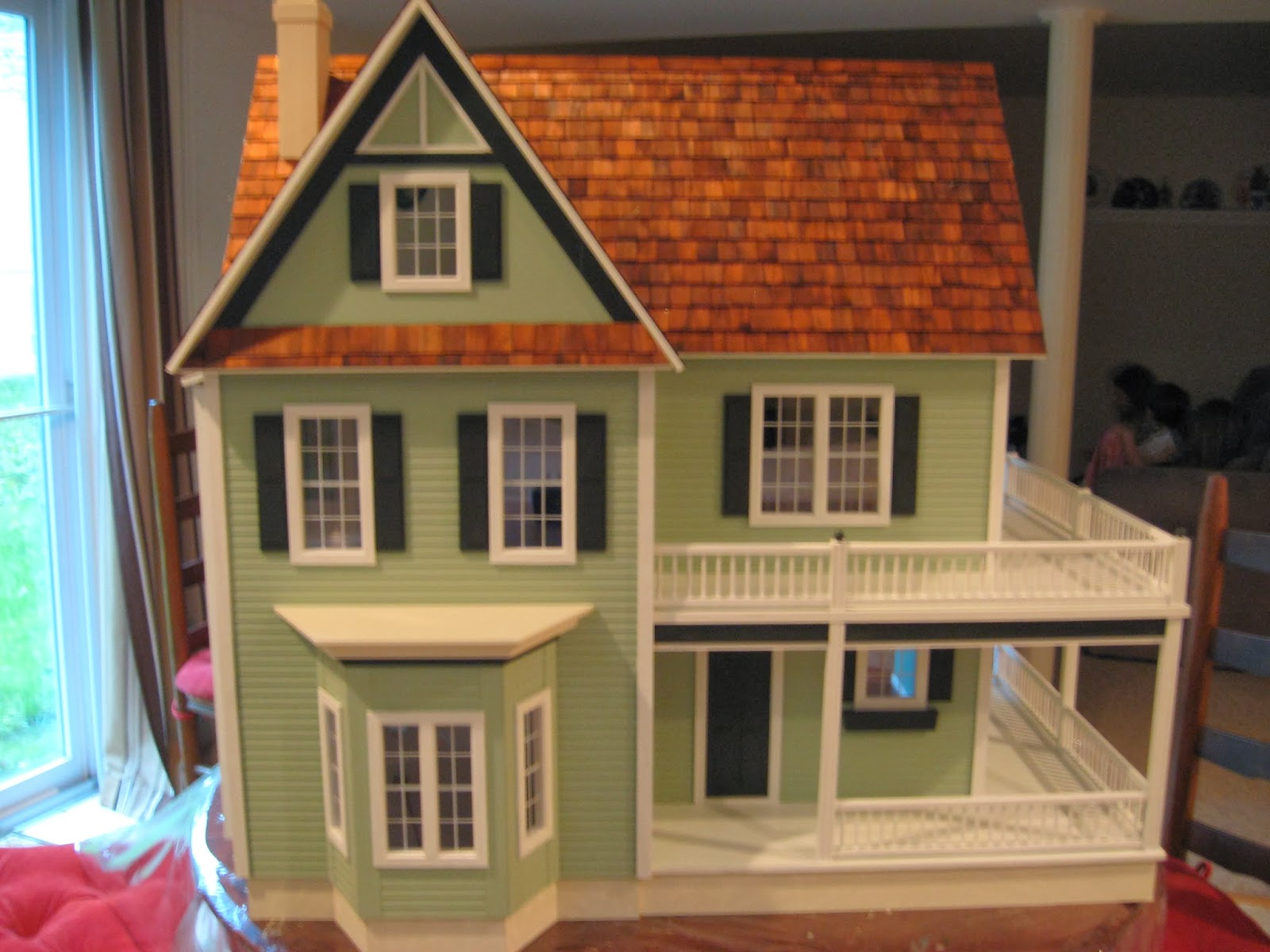 Little Darlings Dollhouses Happy Holidays from Little Darlings