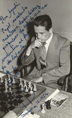 Foto dedicada de Francisco José Pérez