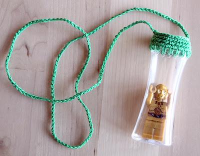 开心果喜欢的饮料瓶利用 - qyp.688 - 邱艳萍手工博客