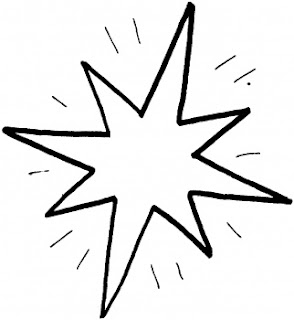free coloring pages, star coloring pages
