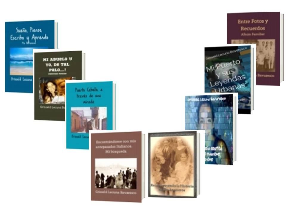 Mis libros en la internet