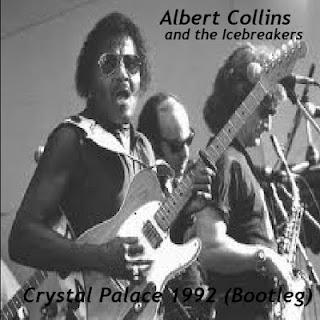 Albert Collins - Ice Cold Blues