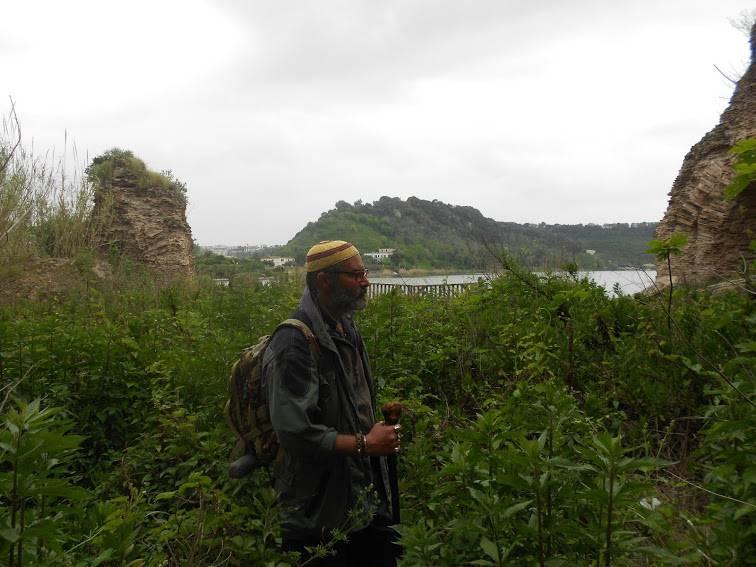 Esplorazione Tempio di Apollo - Cuma, Lago d'Averno (Na)