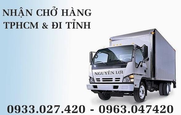 Cho thuê xe tải 1 tấn vận chuyển hàng hóa