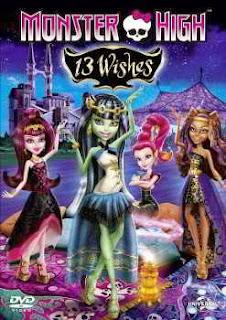 descargar Monster High: 13 Deseos, Monster High: 13 Deseos latino, ver online Monster High: 13 Deseos