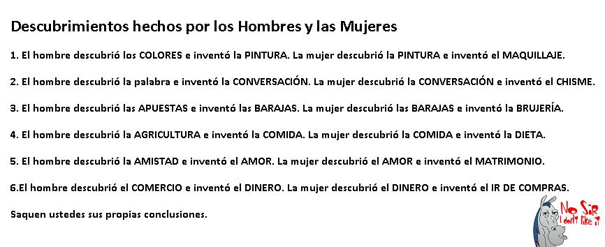inventos femeninos
