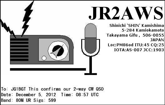 JR2AWS